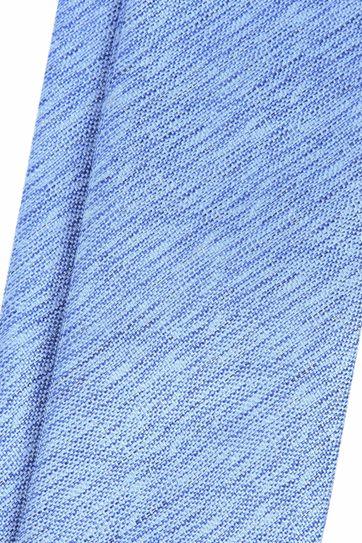 Krawatte Seide Blau K81-2