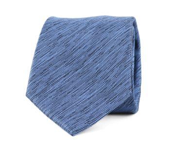 Krawatte Seide Blue 9-17