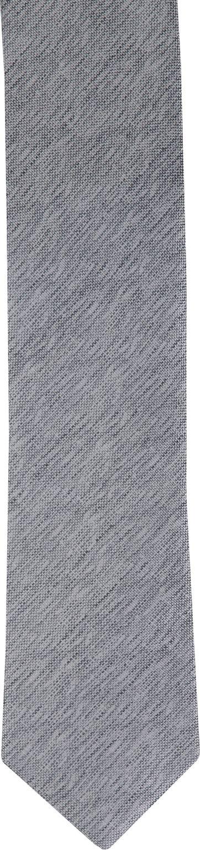 Krawatte Seide Grau K82-1