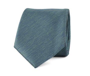 Krawatte Seide Grün 9-17