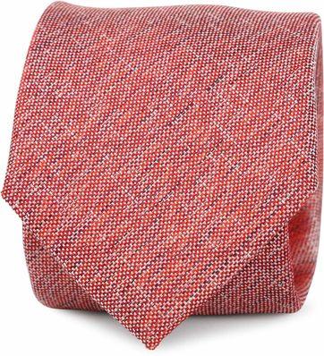 Krawatte Seide Rot K81-1