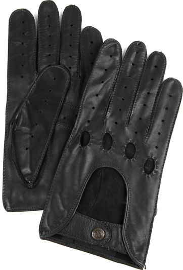 Laimbock Car Gloves Miami Black