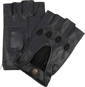 Laimbock Car Gloves Minneapolis Black