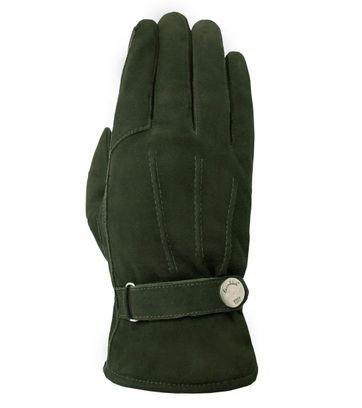 Laimbock Handschoen Indiana Middengroen