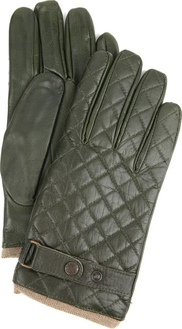 Laimbock Stepphandschuh Blacos Olive