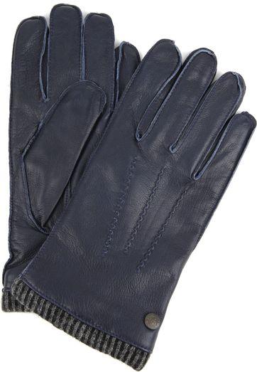 Laimbock Thornbury Handschoenen Donkerblauw