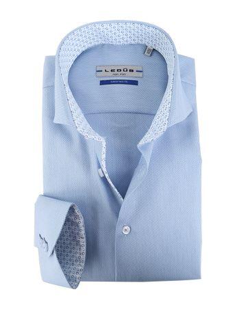 Ledub Hemd Blauw