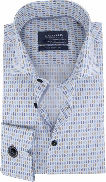Ledub Overhemd Dessin SL7