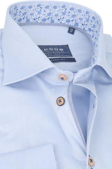 Ledub Overhemd MF Non Iron 1773M Lichtblauw