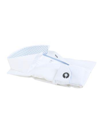 Detail Ledub Overhemd Wit Sleeve 7