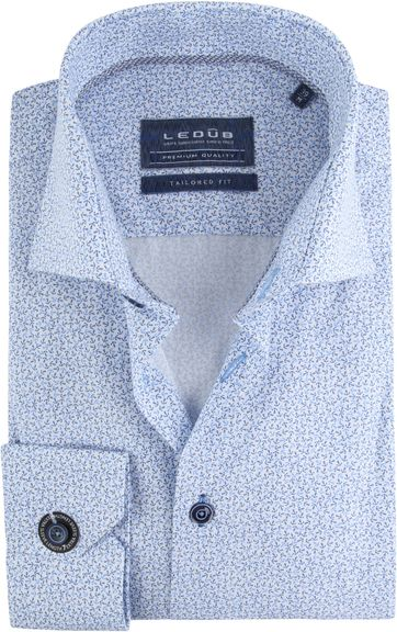 Ledub Shirt TF Blue Anchor SL7