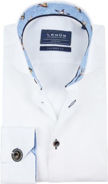 Ledub TF Hemd S7 Weiß