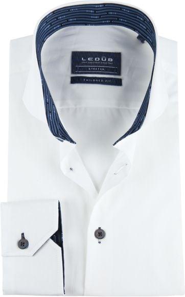 Ledub TF Hemd Weiß