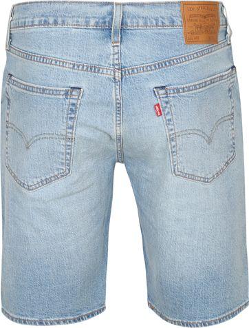 Levi's 405 Standard Shorts Denim Blau