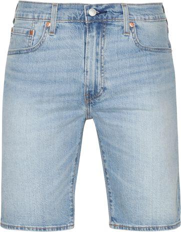 Levi's 405 Standard Shorts Denim Blauw