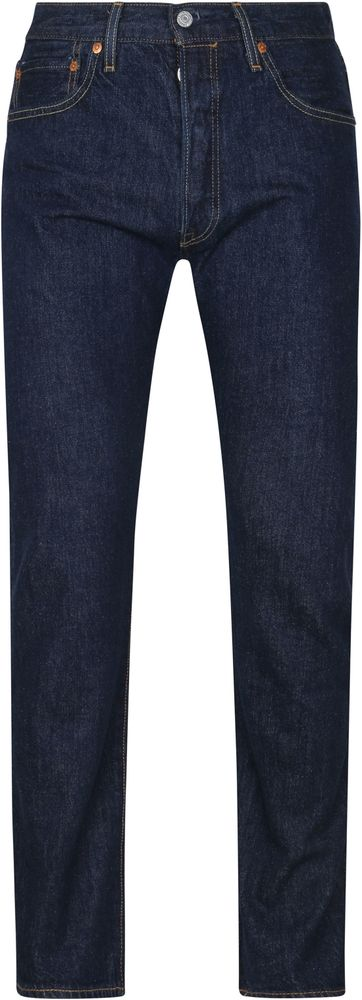 Levi's 501 Jeans Regular Fit Dark Blue