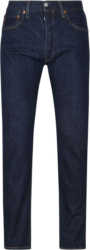 Levi's 501 Jeans Regular Fit Dunkelblau