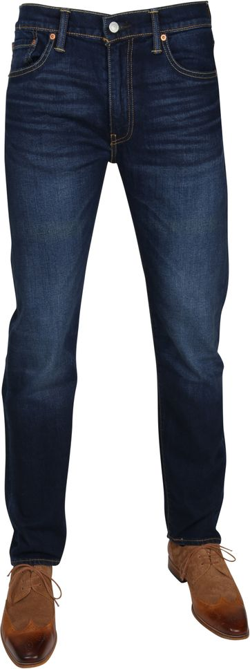 Levi's 502 Jeans City Park Dark Blue 0011