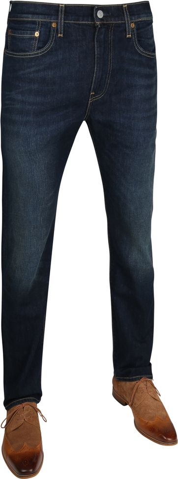 Levi's 502 Jeans Regular Taper Blauw