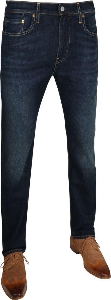 Levi's 502 Jeans Regular Taper Blue