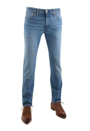Levi's 502 Jeans Thunderbird Blue 0037