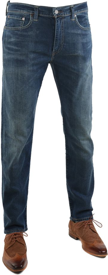Levi's 502 Jeans Torch Washed Blue 0017
