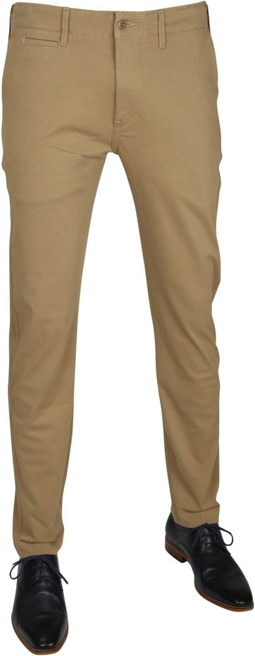 Levi's 502 True Chino Harvest Gold