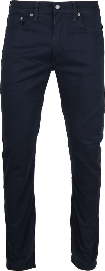Levi's 511 Broek Navy Slim Fit