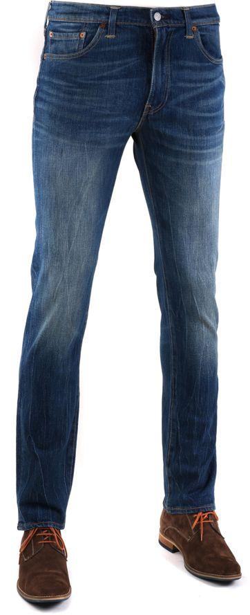 Levi's 511 Jeans Slim Fit 1876