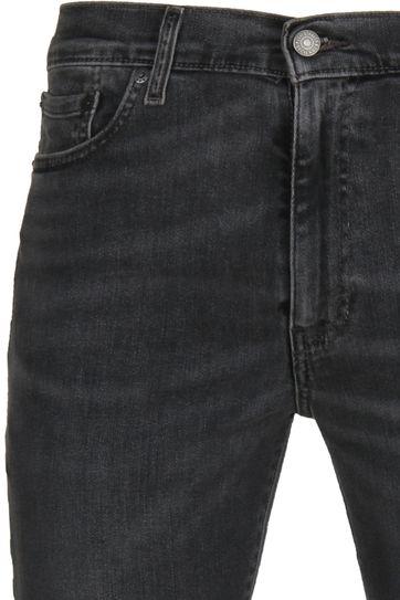Levi's 511 Jeans Slim Fit Antraciet