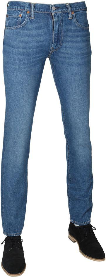 Levi's 511 Jeans Slim Fit Blauw