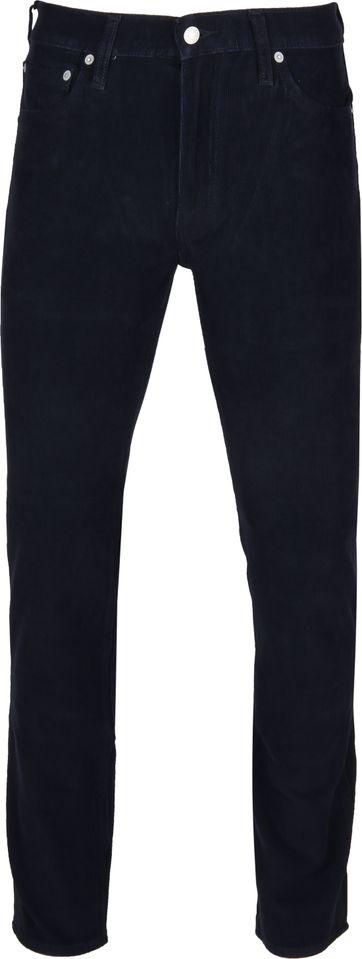 Levi's 511 Jeans Slim Fit Dunkelblau