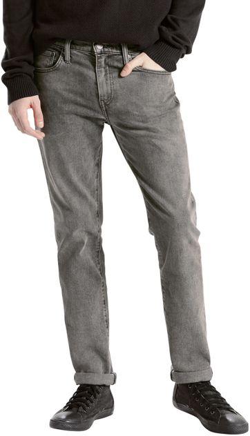 Levi\'s 511 Jeans Slim Fit Grau