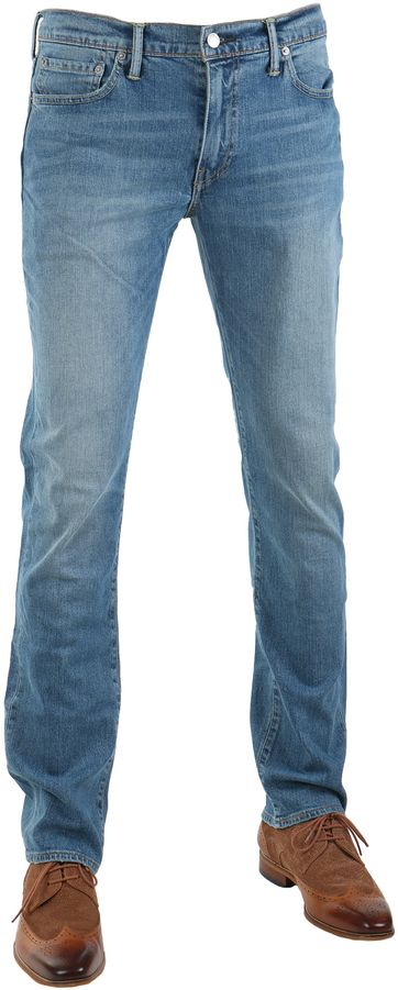 Levi\'s 511 Jeans Slim Fit Light Denim 1096