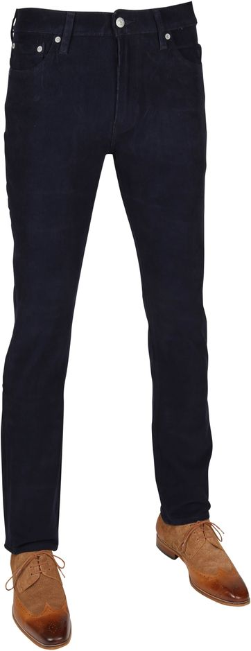 Levis 511 Jeans Slim Fit Navy