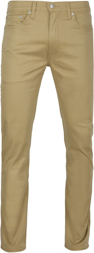 Levi's 511 Spijkerbroek Slim Fit Harvest Gold