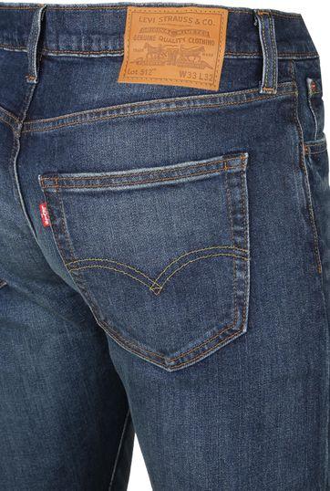 Levi's 512 Jeans Slim Fit Denim