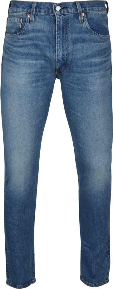 Levi's 512 Jeans Slim Taper Fit Blau