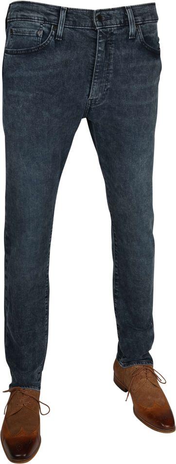Levi's 512 Jeans Slim Taper Fit Dunkelblau