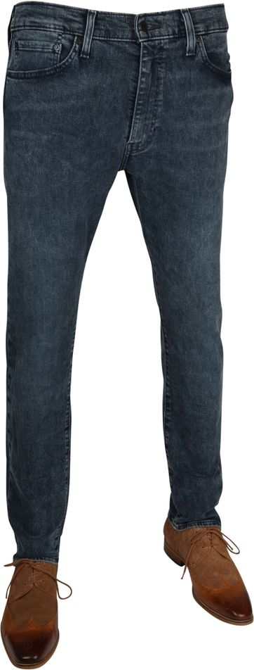 Levi's 512 Jeans Slim Taper Fit Navy