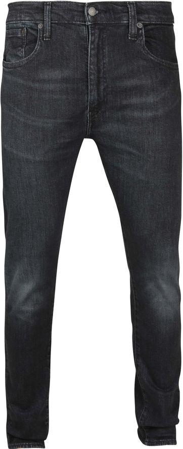 Levi's 512 Jeans Steinway Dark Grey