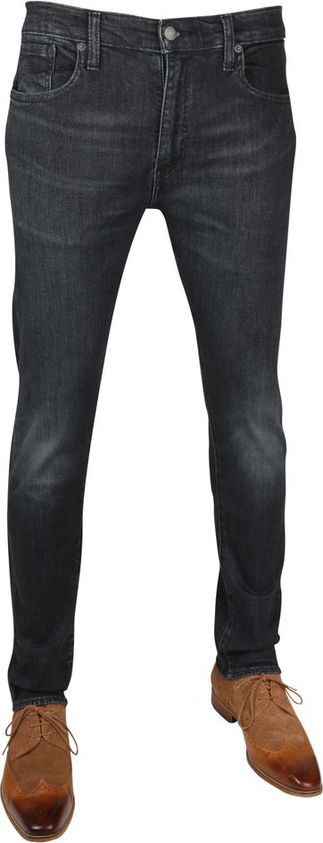Levi's 512 Jeans Steinway Dunkelgrau