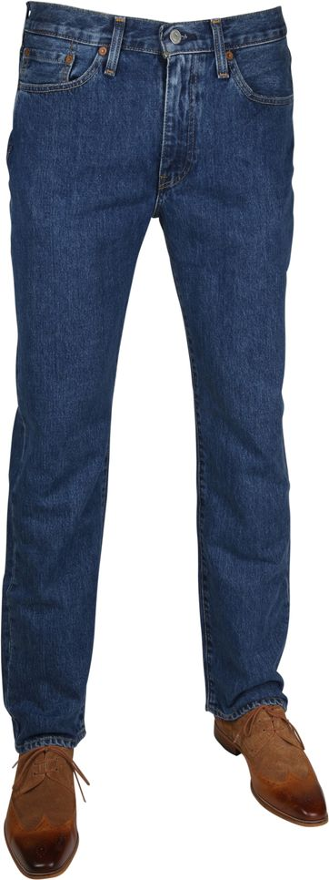 Levi's 514 Jeans Regular Fit Stonewash 95978