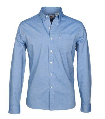 Levi\'s Hemd Sunset Blau