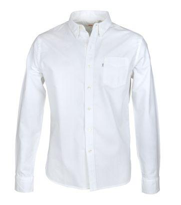 Levi\'s Hemd Sunset Weiß