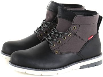 Levi\'s Jax Boots Schwarz