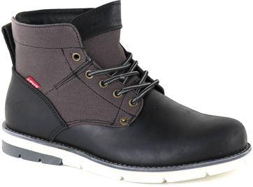 Levi's Jax Boots Schwarz