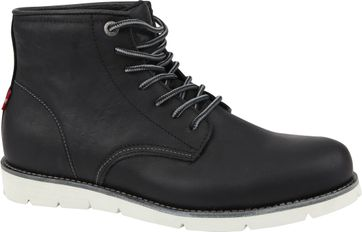 Levi\'s Jax High Zwart