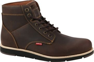 Levi's Jax Plus Boots Dark Brown