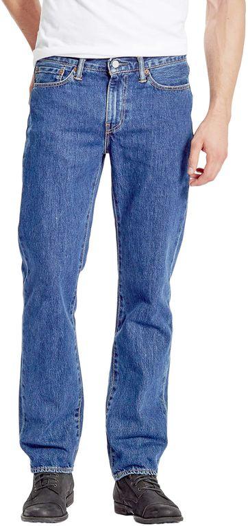 Levi\'s Jeans 514 Regular Fit Stonewash 95978